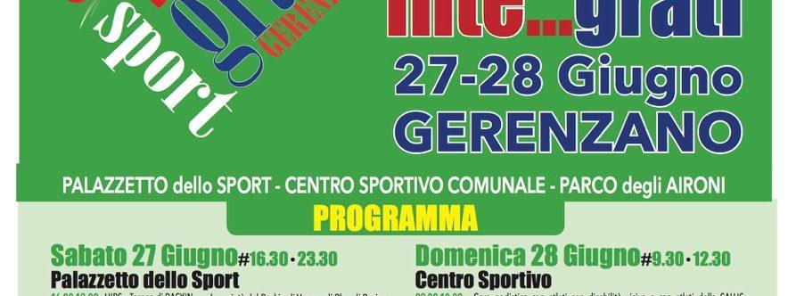 Sport inte…grati 2015
